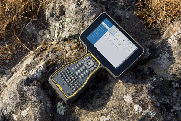 Новая версия Trimble Access 2020.20